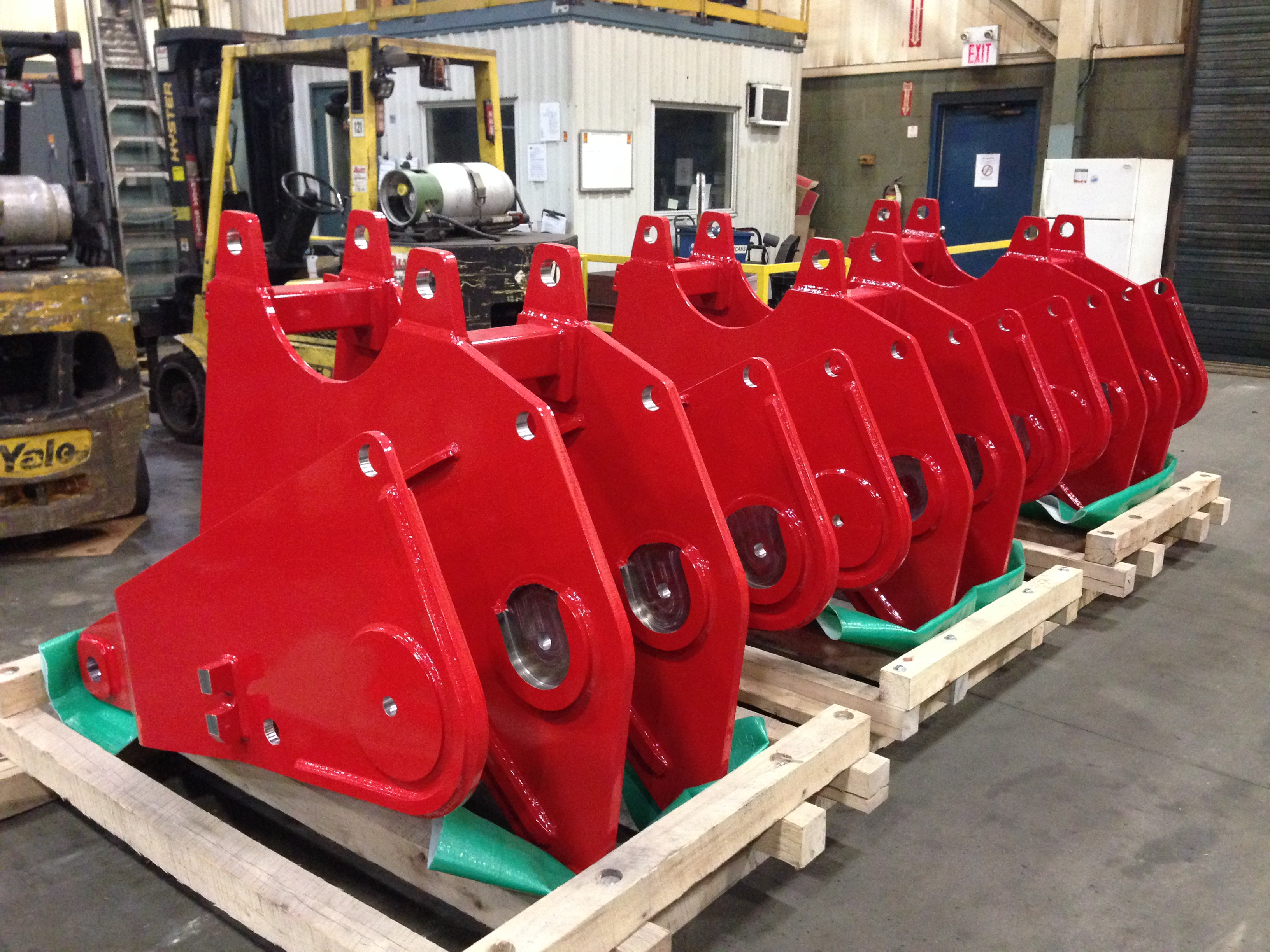 Red Steel Fabrication