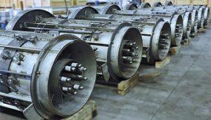 Multiple Steel Fabrications